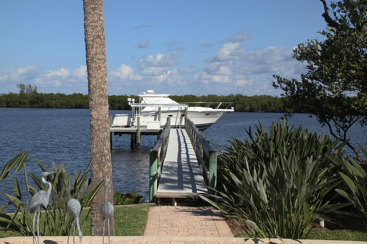 Luxury real estate Waterfront Sanctuary with Ocean Access