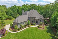 Luxury homes Stunning French Provincial Home in huntersville