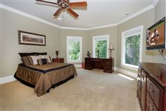 Luxury properties Stunning French Provincial Home in huntersville