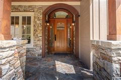 Luxury homes in Forest Spring mountain retreat