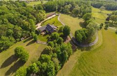 Mansions in meticulously maintained country estate