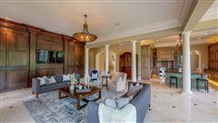 Mansions in exquisite custom estate home