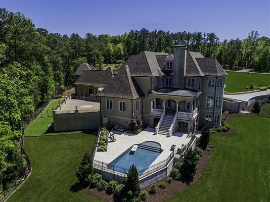 Luxury homes in exquisite custom estate home