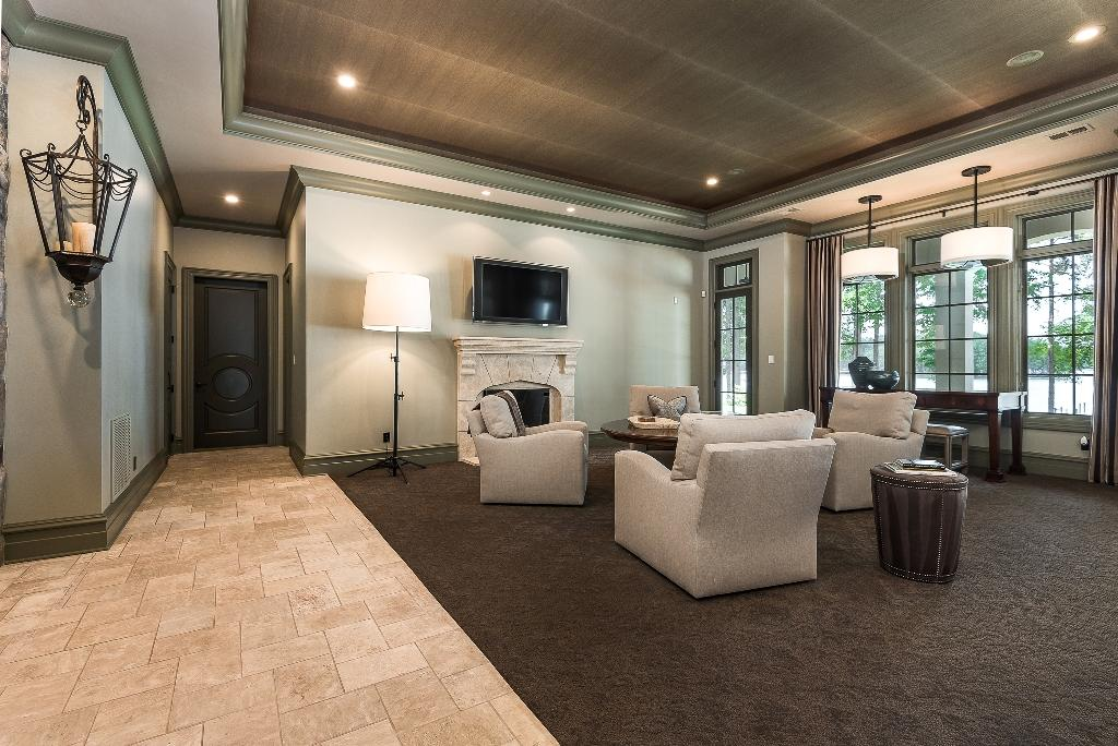 Exquisite Lake Norman Waterfront mansions