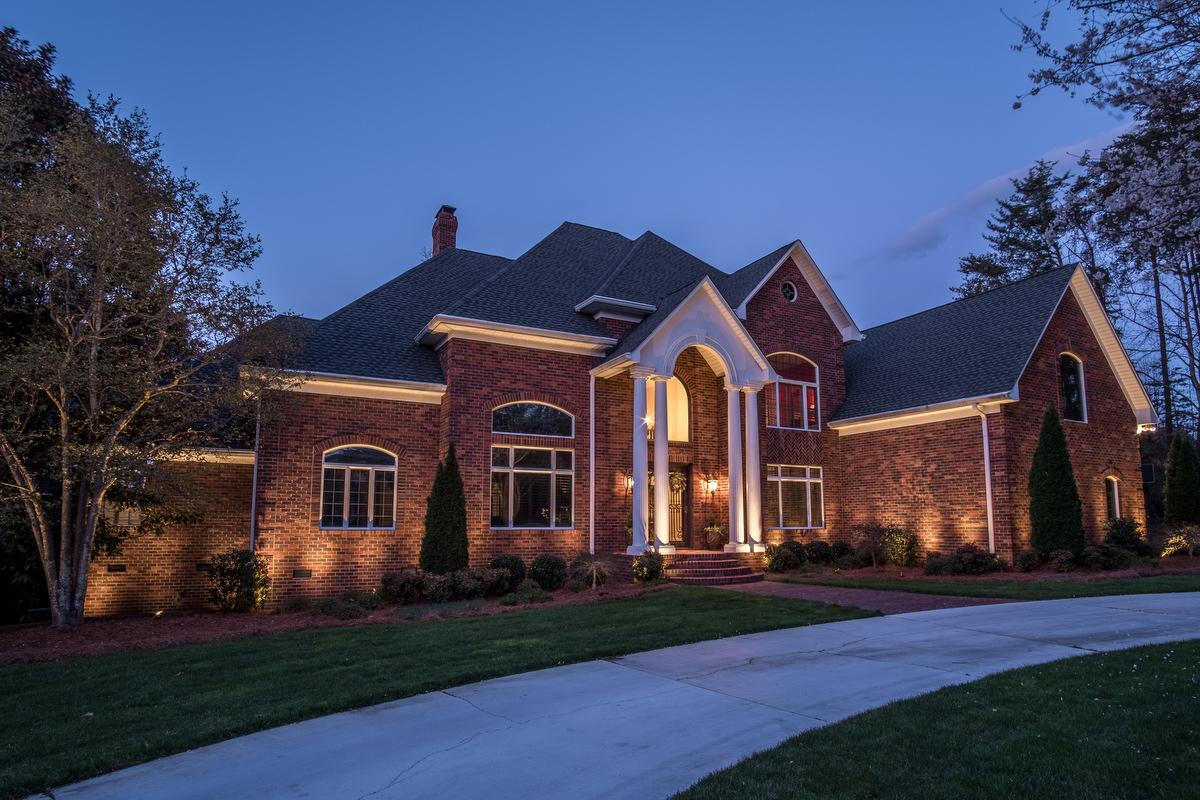 Luxury properties One of a Kind Home on Lake Norman