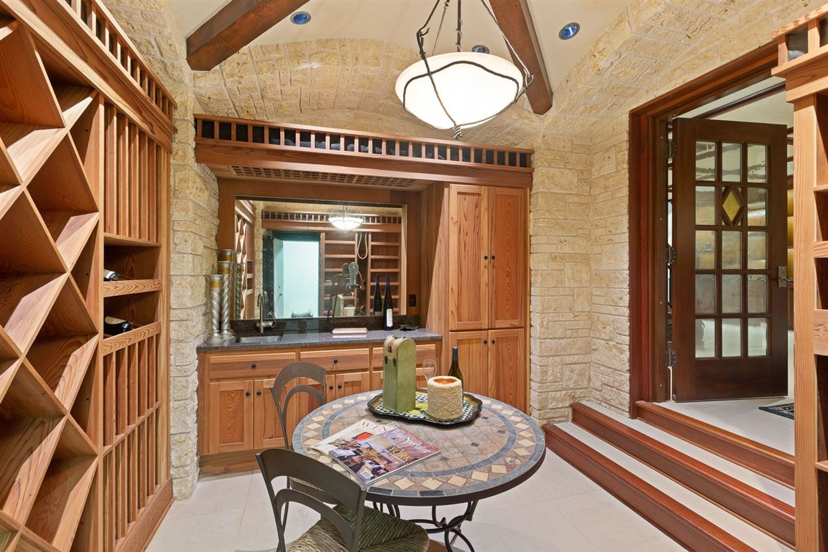 Mansions Spectacular custom built limestone home