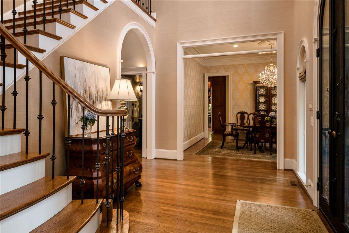 Timeless and elegant brick masterpiece luxury properties