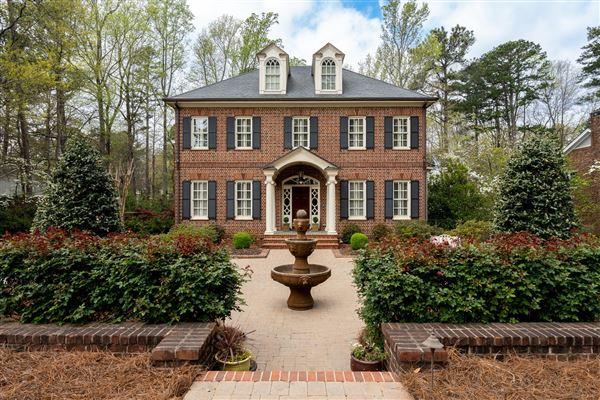 Exquisite All Brick Home