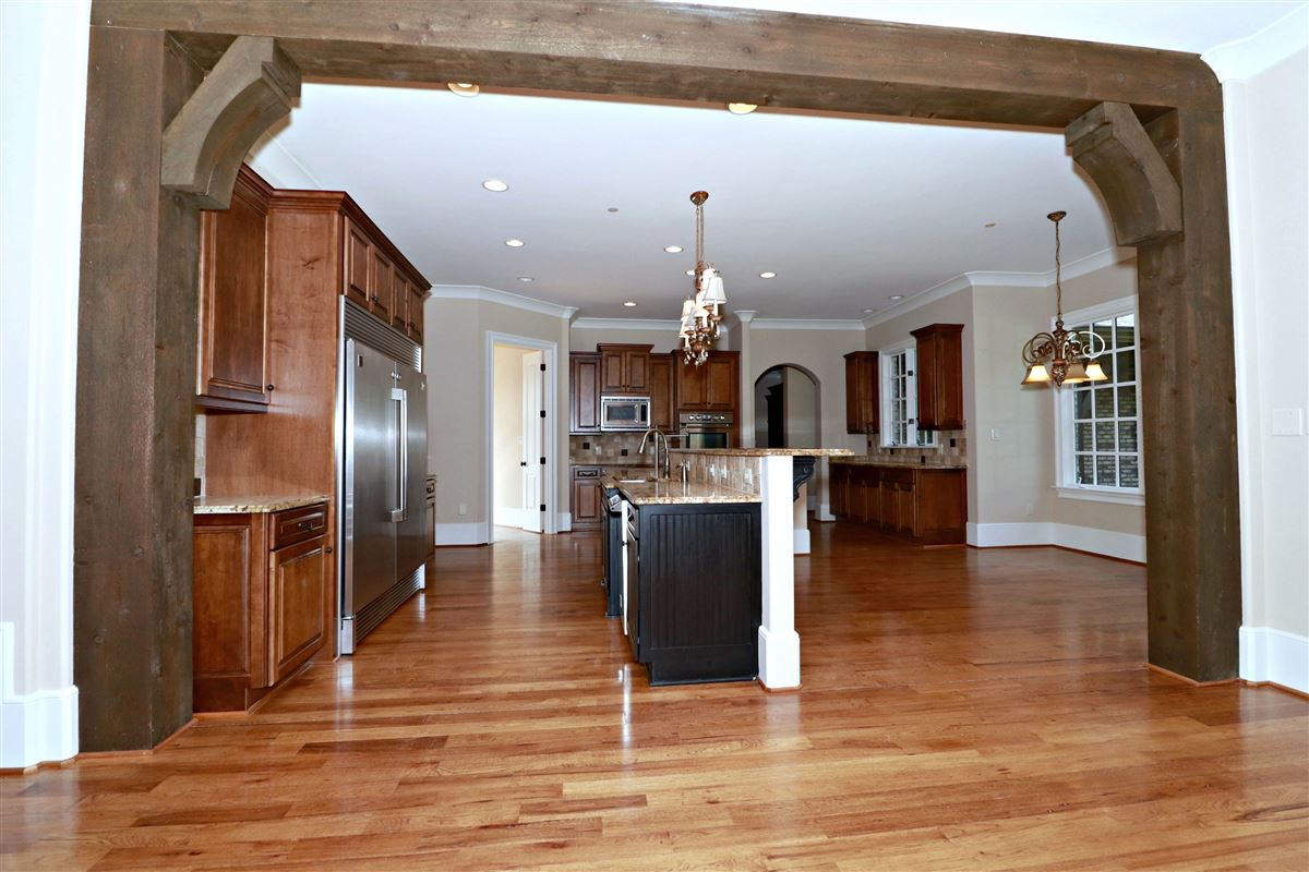 Tranquility will be yours in the historic Jacobs Ridge luxury real estate