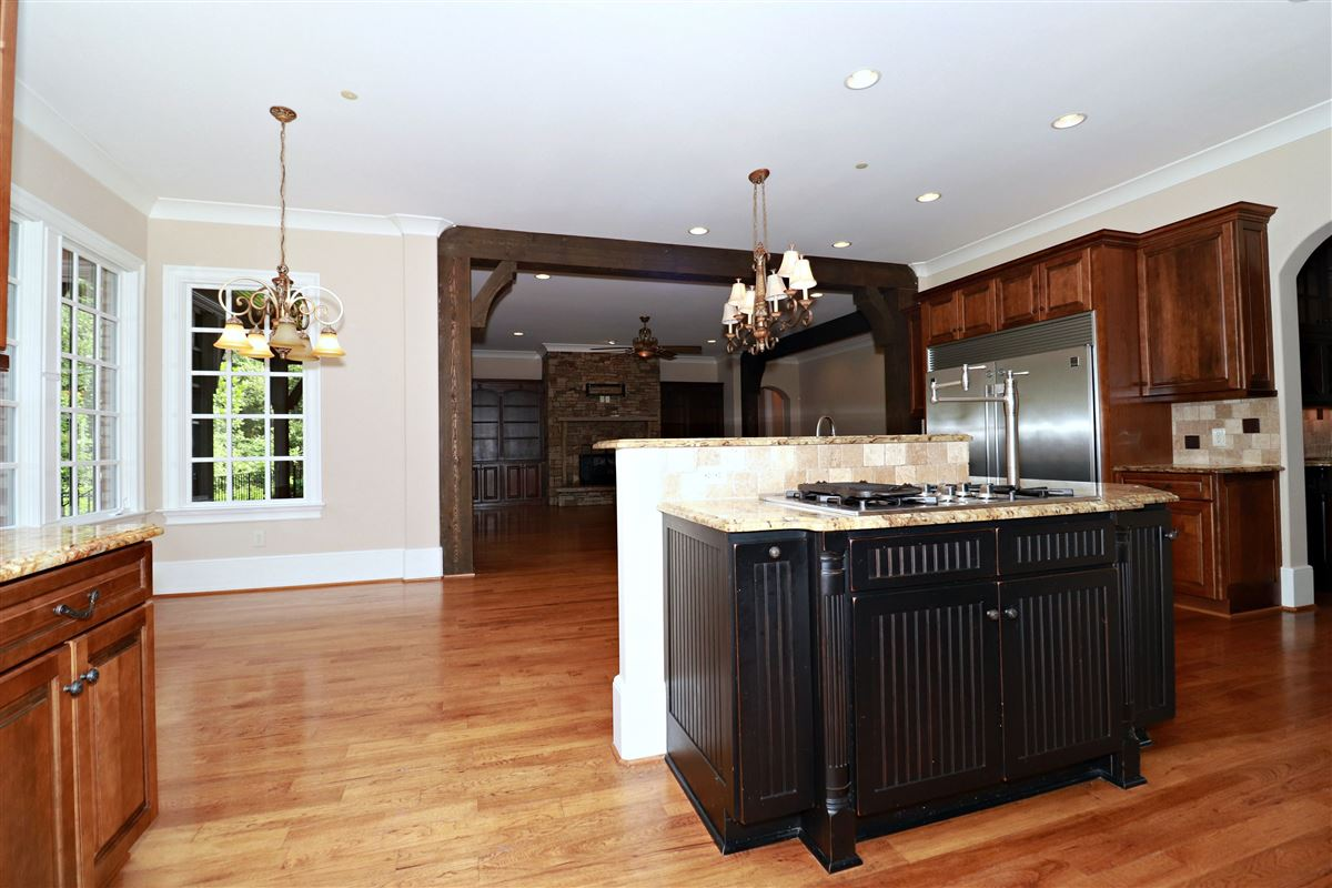 Tranquility will be yours in the historic Jacobs Ridge mansions