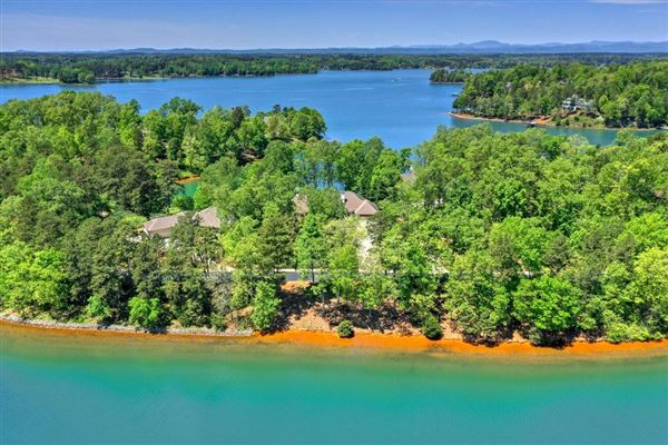 Lake living at its finest luxury real estate
