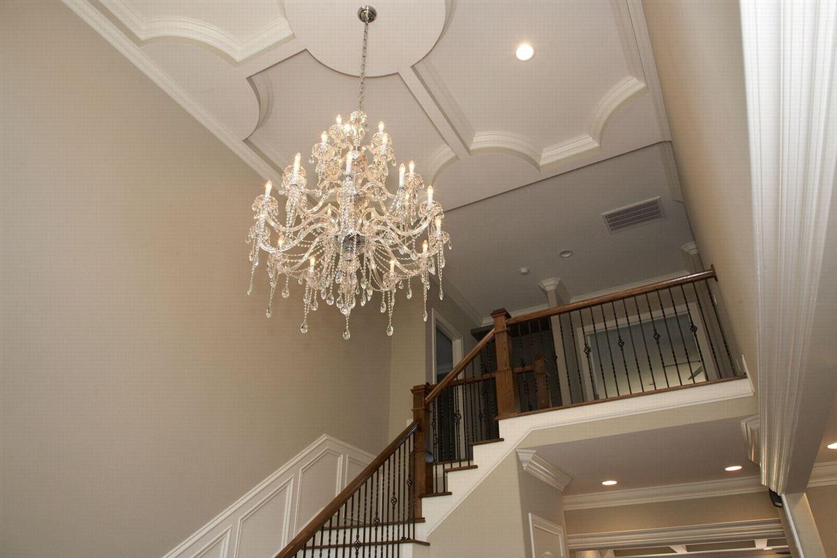 beautiful new home in burlington luxury homes