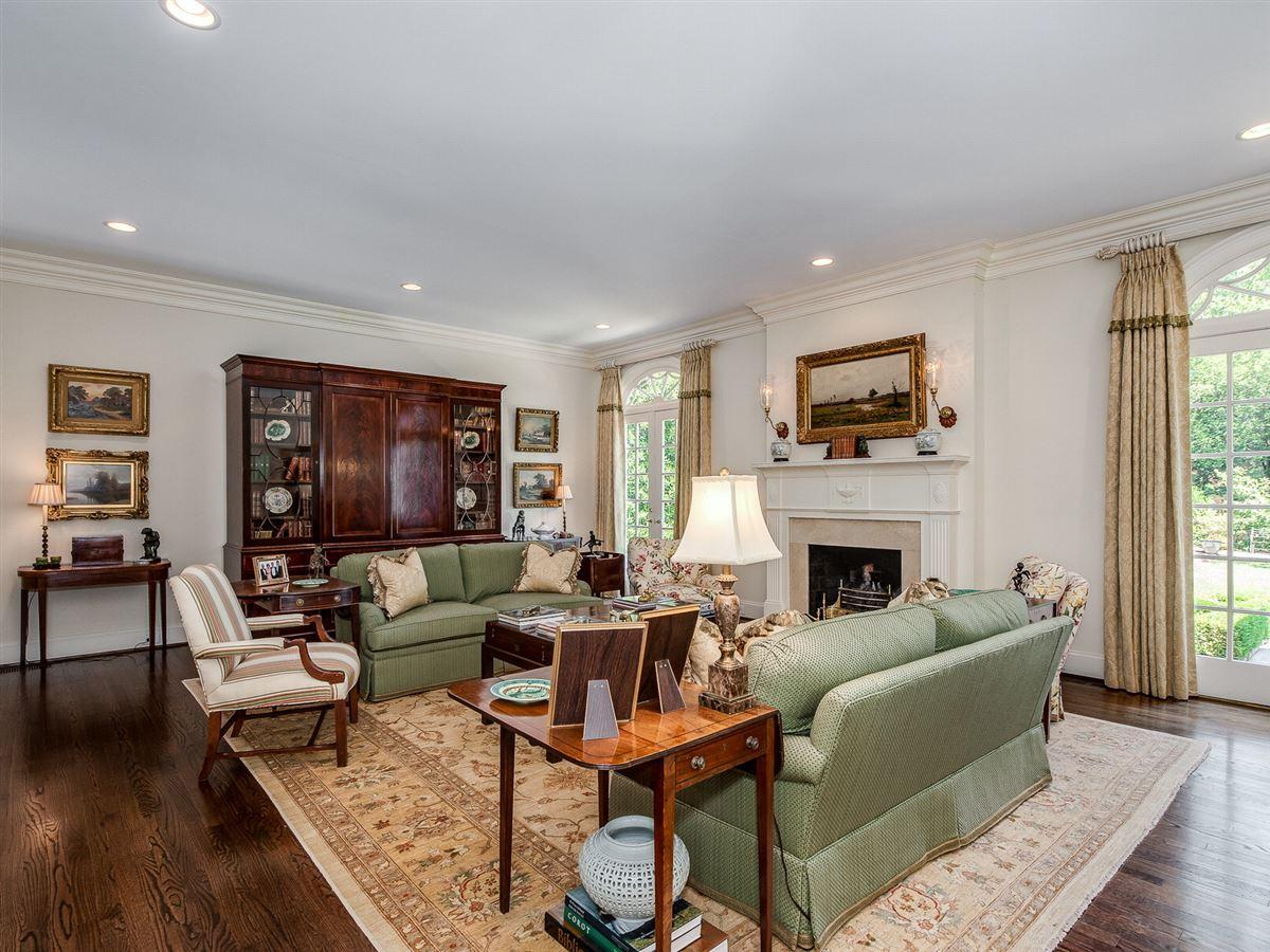 Luxury homes a beautiful custom home in charlotte