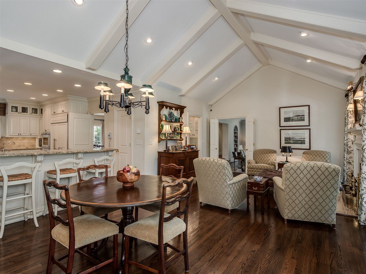 Luxury real estate a beautiful custom home in charlotte