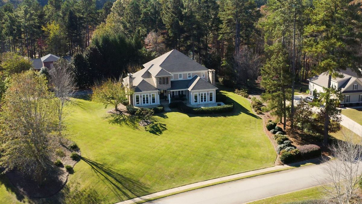 Luxury real estate LAKE KEOWEE SHOWCASE HOME