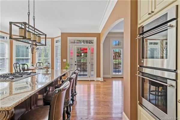 Luxury real estate Meticulously Maintained Custom Home