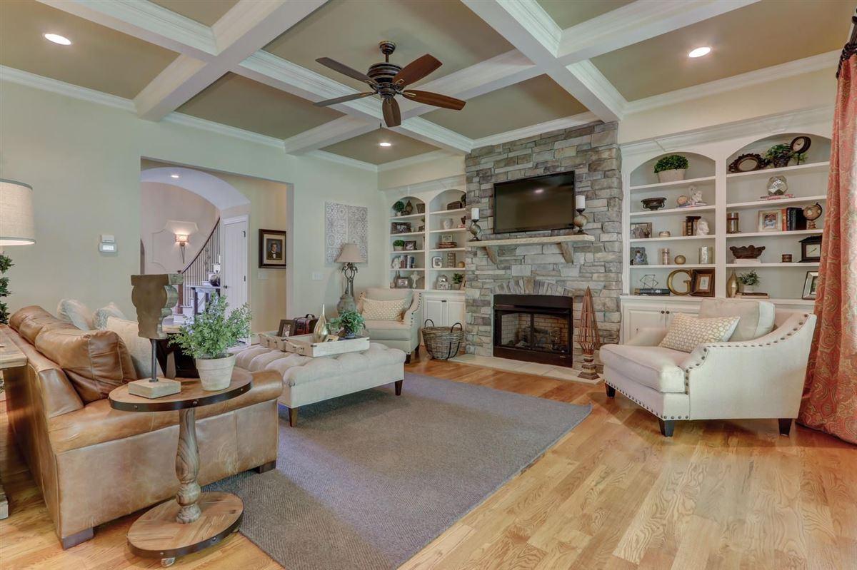 Timeless Elegant Custom Built Home luxury homes