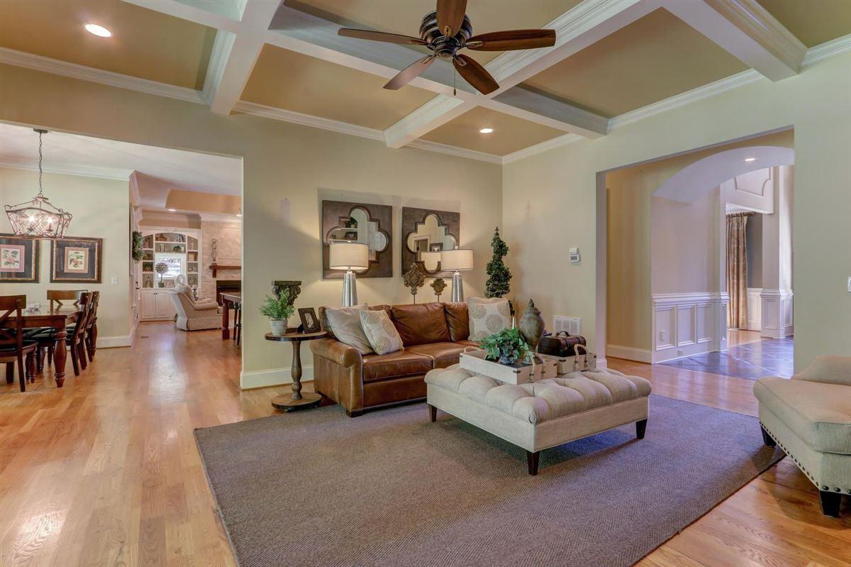 Luxury real estate Timeless Elegant Custom Built Home