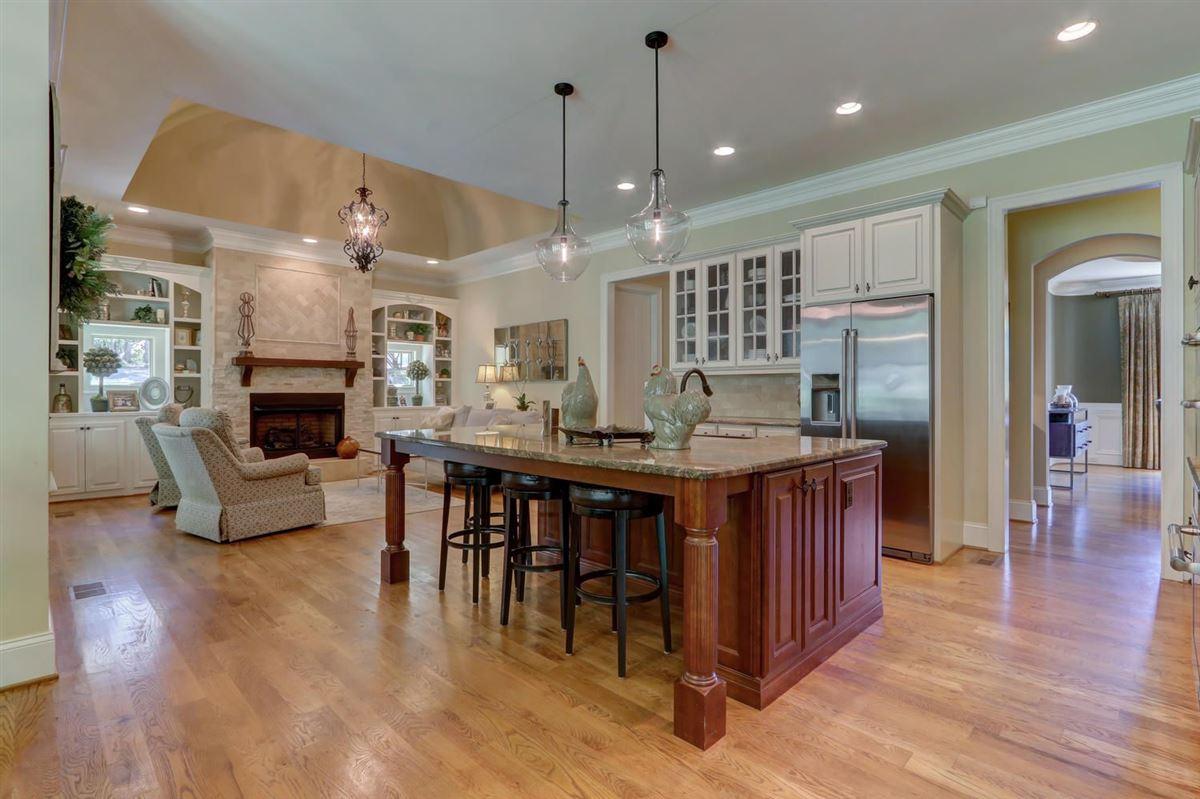 Timeless Elegant Custom Built Home luxury real estate