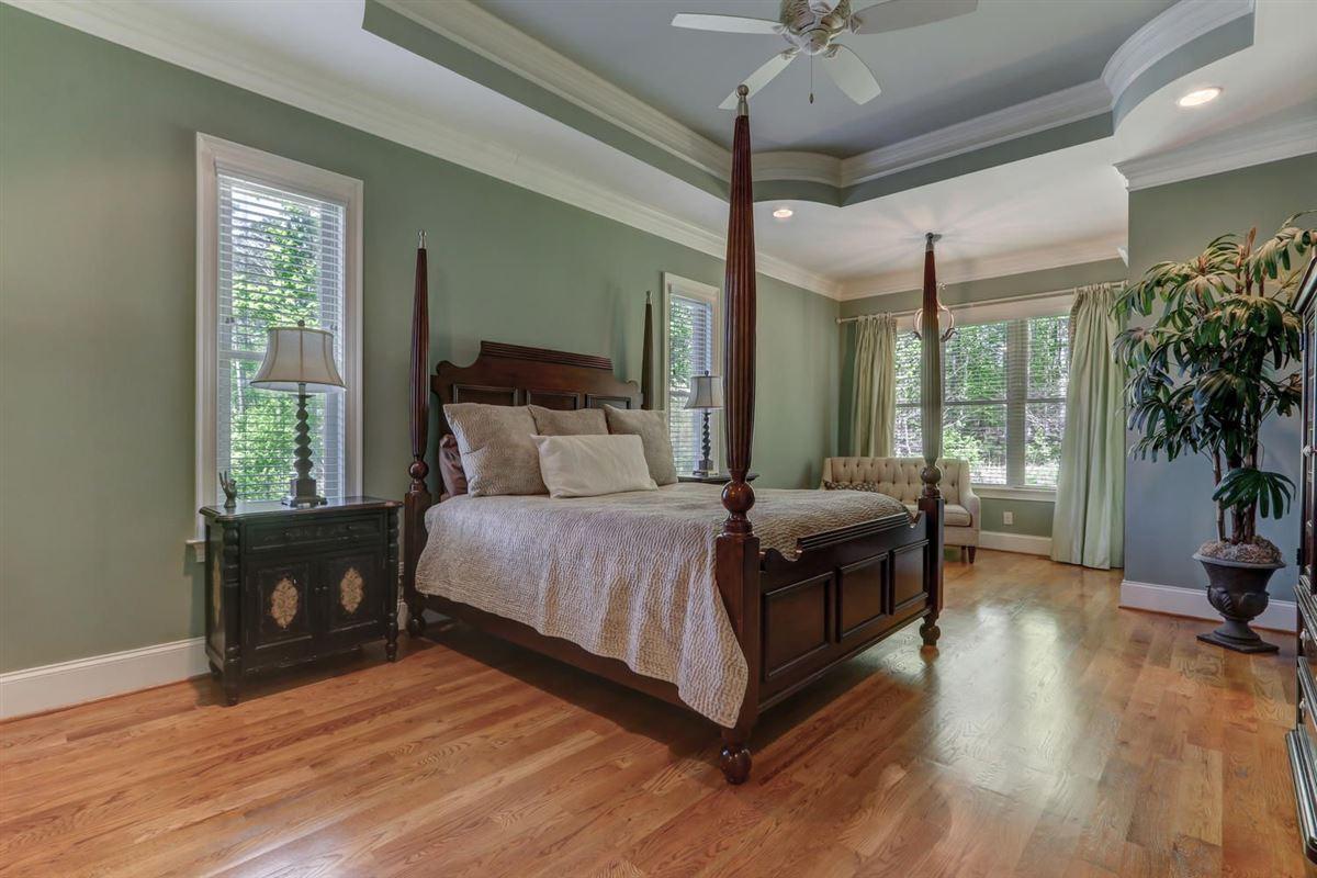 Mansions in Timeless Elegant Custom Built Home