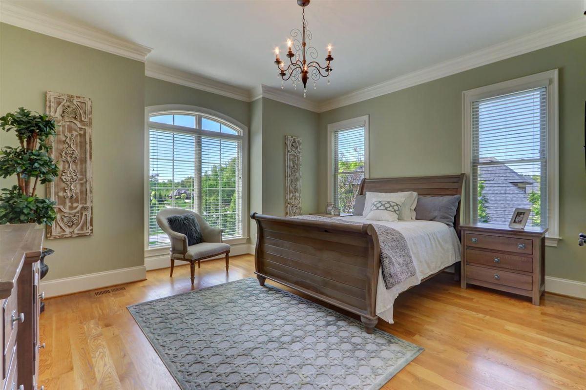 Luxury homes Timeless Elegant Custom Built Home