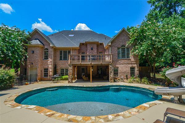 Spectacular Spartanburg Private Property South Carolina Luxury