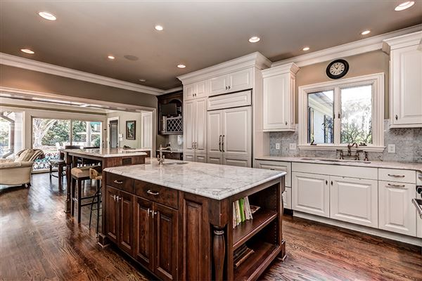 Luxury real estate desirable address in the heart of South Park
