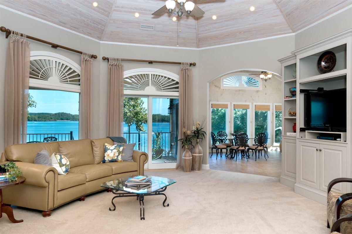 Luxury properties Quality craftsman waterfront living