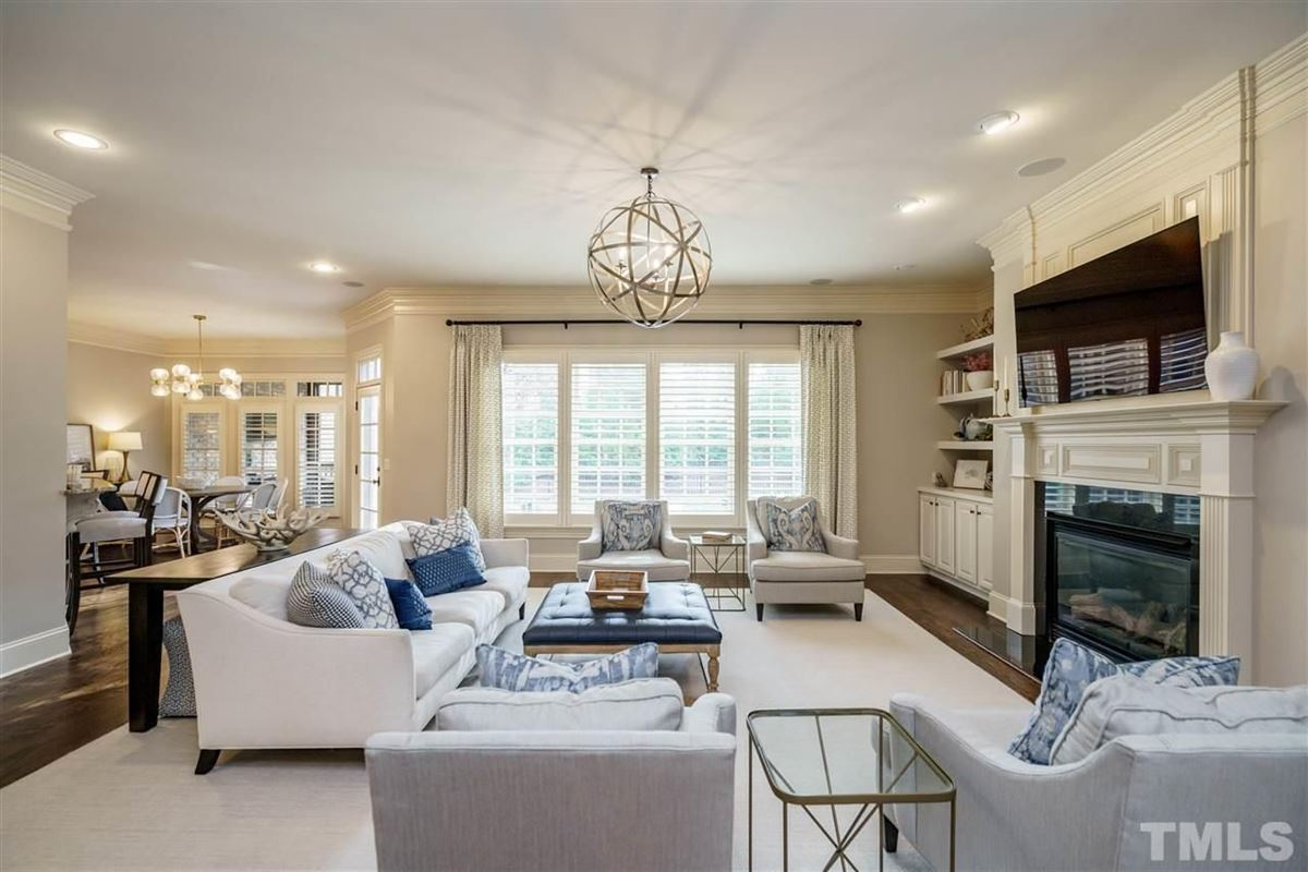 Luxury real estate Warm and inviting residence