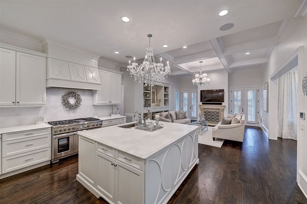 Luxury real estate French-Inspired dream