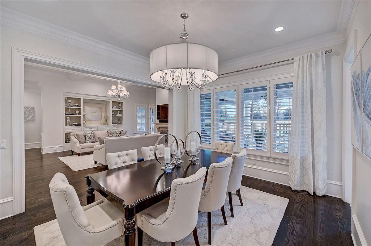 Luxury properties French-Inspired dream