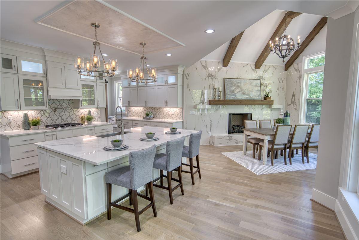 Luxury properties Gorgeous new limestone waterfront home