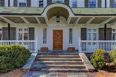 Luxury properties stunning Colonial Revival