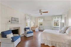 stunning Colonial Revival luxury real estate