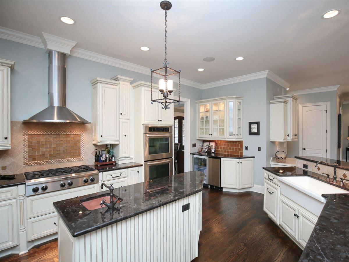 Luxury properties majestic custom home