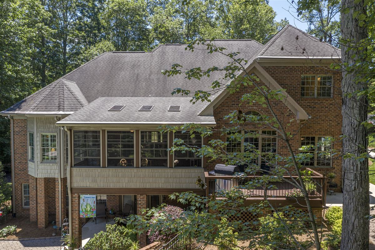 Luxury homes this immaculate home is nestled in a peaceful setting with lake access