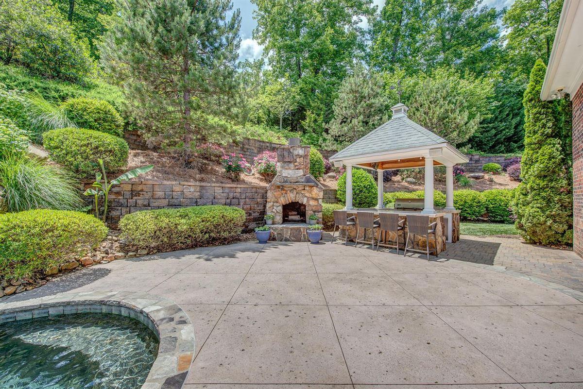 Luxury real estate Cramer Mountain Estate