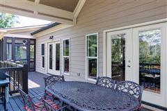 Luxury real estate Like-new custom waterfront residence