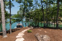 Mansions in Like-new custom waterfront residence