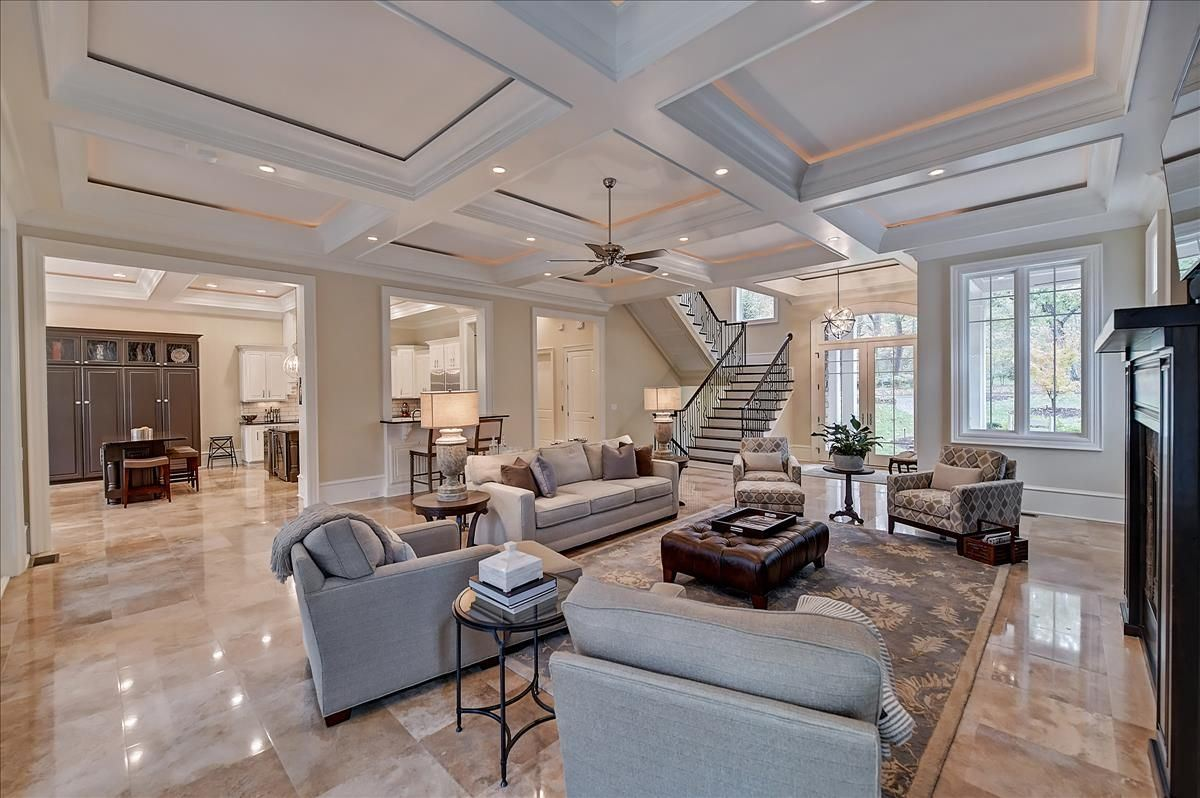 Luxury Entertaining Home in the Heart of South Park luxury homes