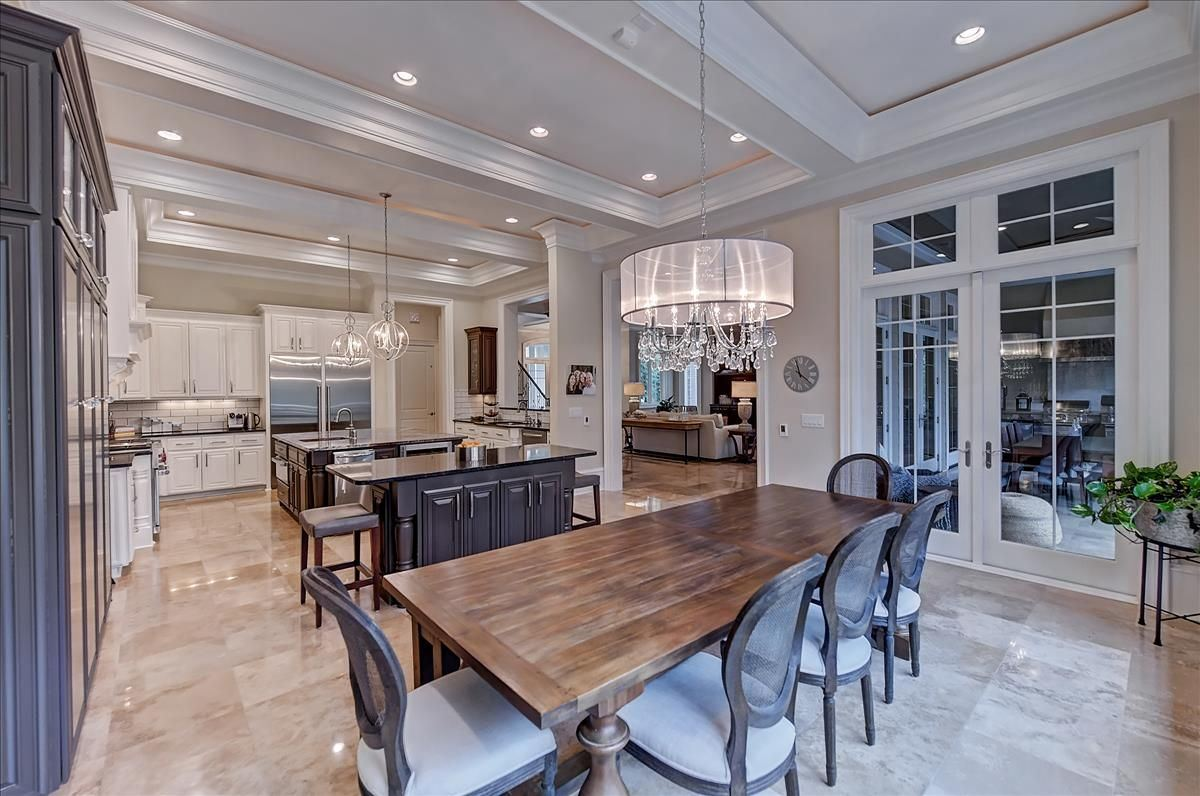 Luxury Entertaining Home in the Heart of South Park luxury real estate