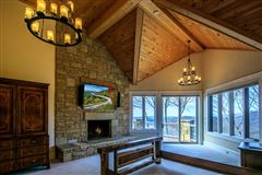 Luxury real estate Immaculate mountain estate