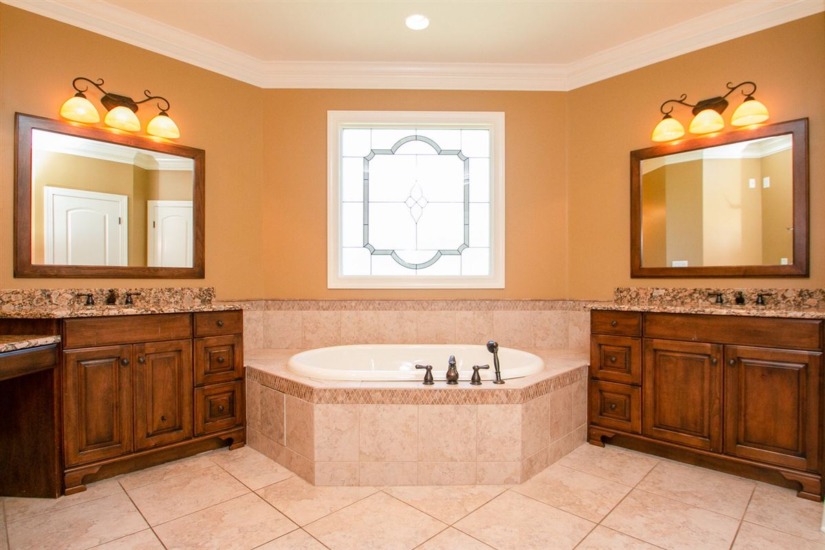 Luxury properties gorgeous and expansive custom home
