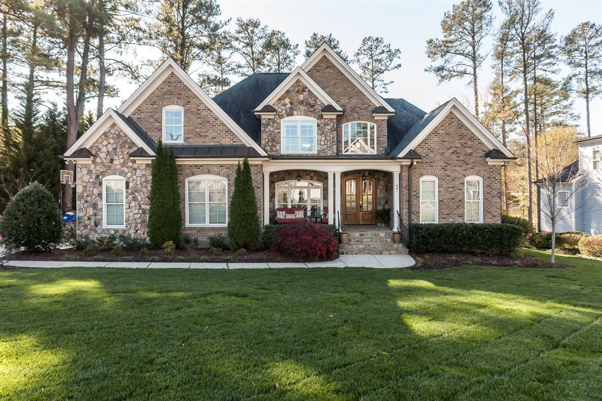 Luxury home builders raleigh nc avie home for Fine home builder
