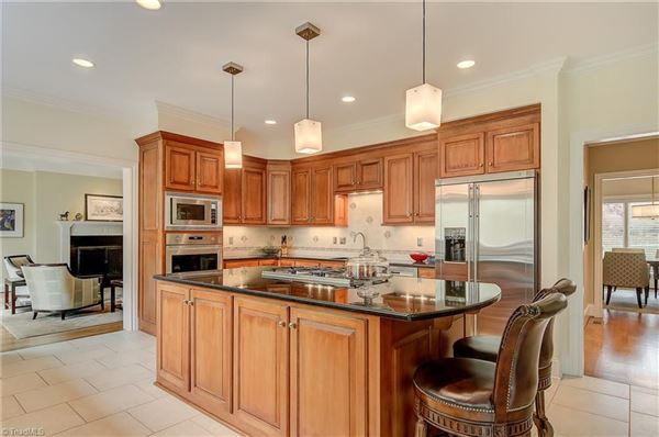 Luxury properties a sophisticated home