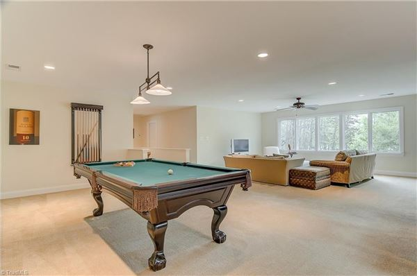 a sophisticated home luxury real estate