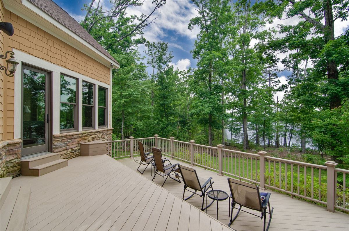 Exquisite custom built home on High Rock Lake luxury homes