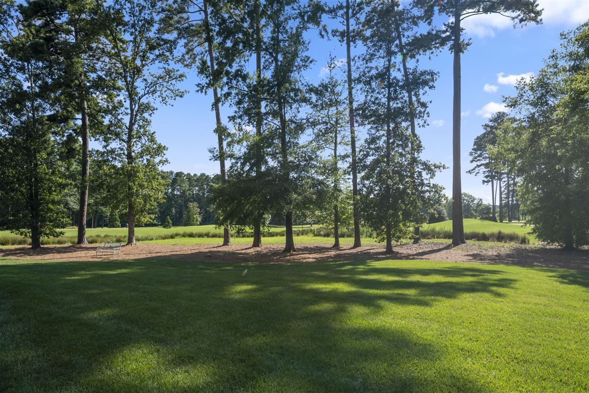 Luxury homes in stunning custom home boasts sensational golf course views