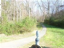 Heavily wooded almost an acre lot luxury properties