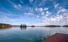 Brand New Luxury Home on Lake Keowee luxury real estate